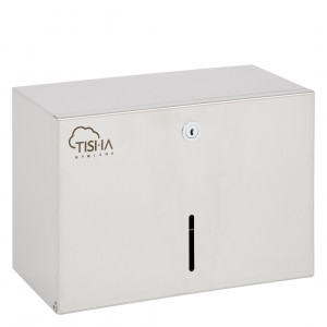 V-Fold Paper Towels Dispenser Brushed Finish