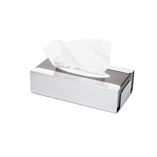 Facial Tissues Dispenser Brushed Finish