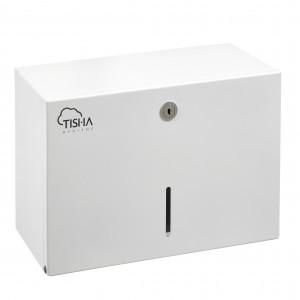 V-Fold Paper Towels Dispenser Metal White