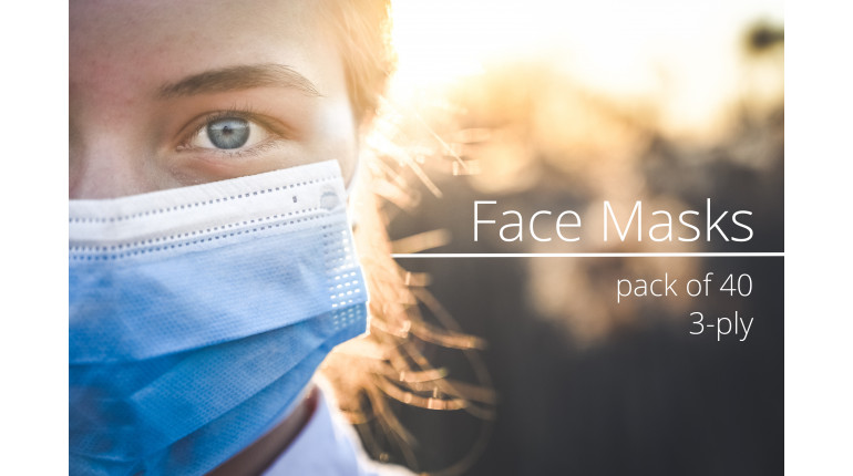 New Product ALERT - Face Masks