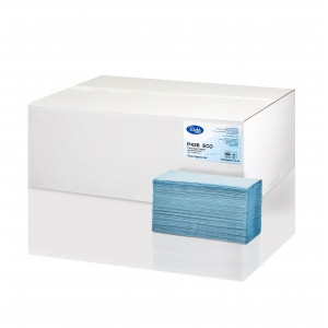 ECO Blue Z-Fold Hand Towels