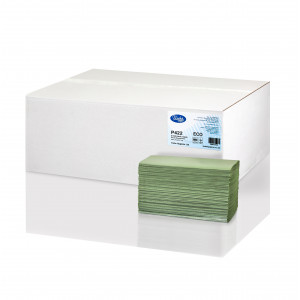 ECO Green Z-Fold Hand Towels