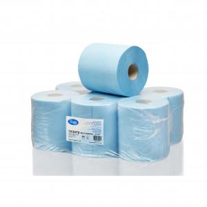 MIDI Premium Blue Hand Towel Rolls