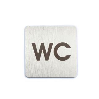 WC Door Sign