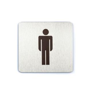 Male / Gents Toilet Door Sign