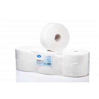 BASIC JUMBO Toilet Paper 6 Rolls